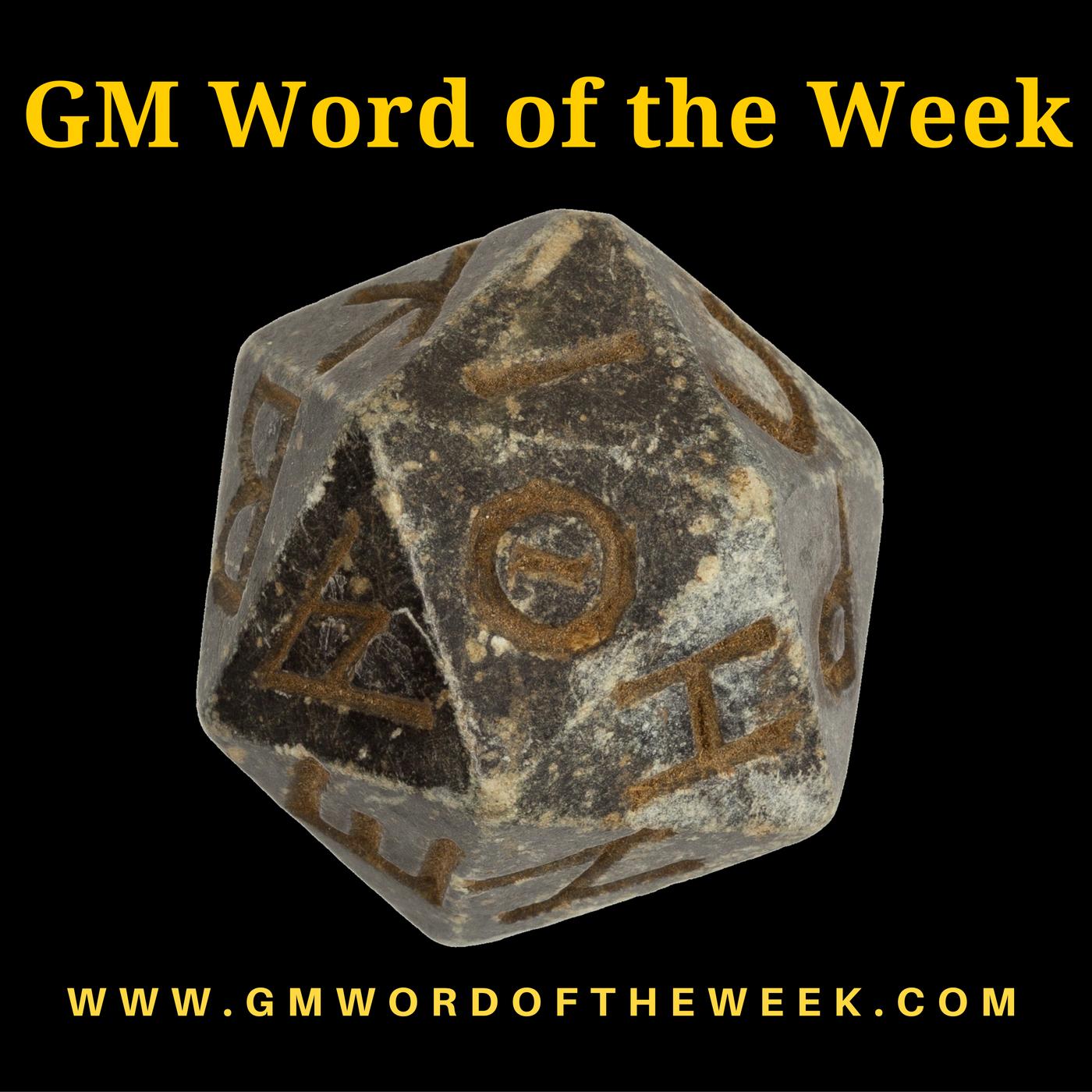 GM Word of the Week
