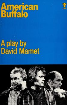 Cover of: American Buffalo | David Mamet