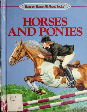Cover of: Horses and ponies | Catherine Dell
