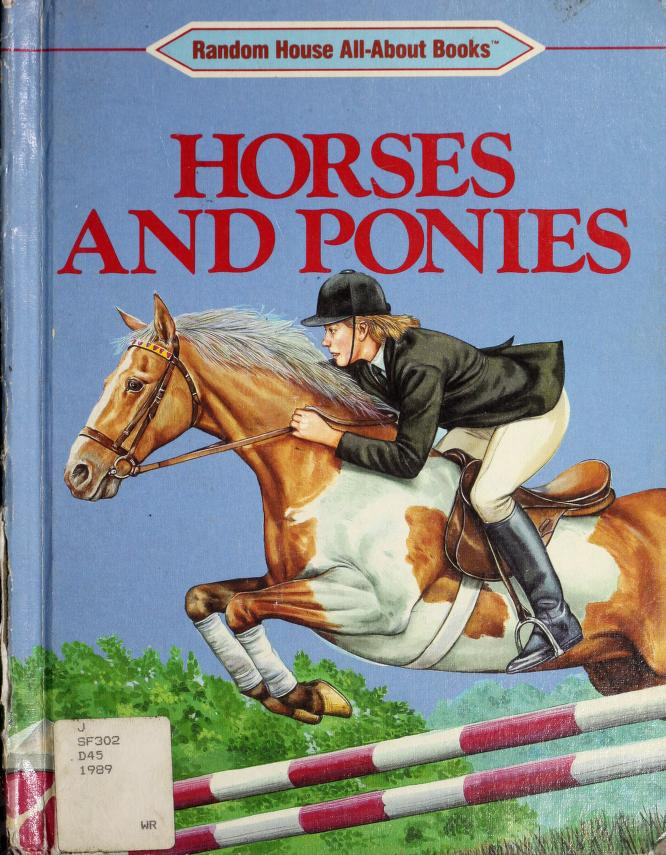 Horses and ponies by Catherine Dell