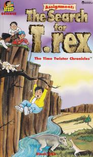 Cover of: Assignment : the search for T. rex |