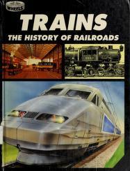 Cover of: Trains | David Jefferis